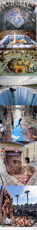 Edgar Mueller Street art.