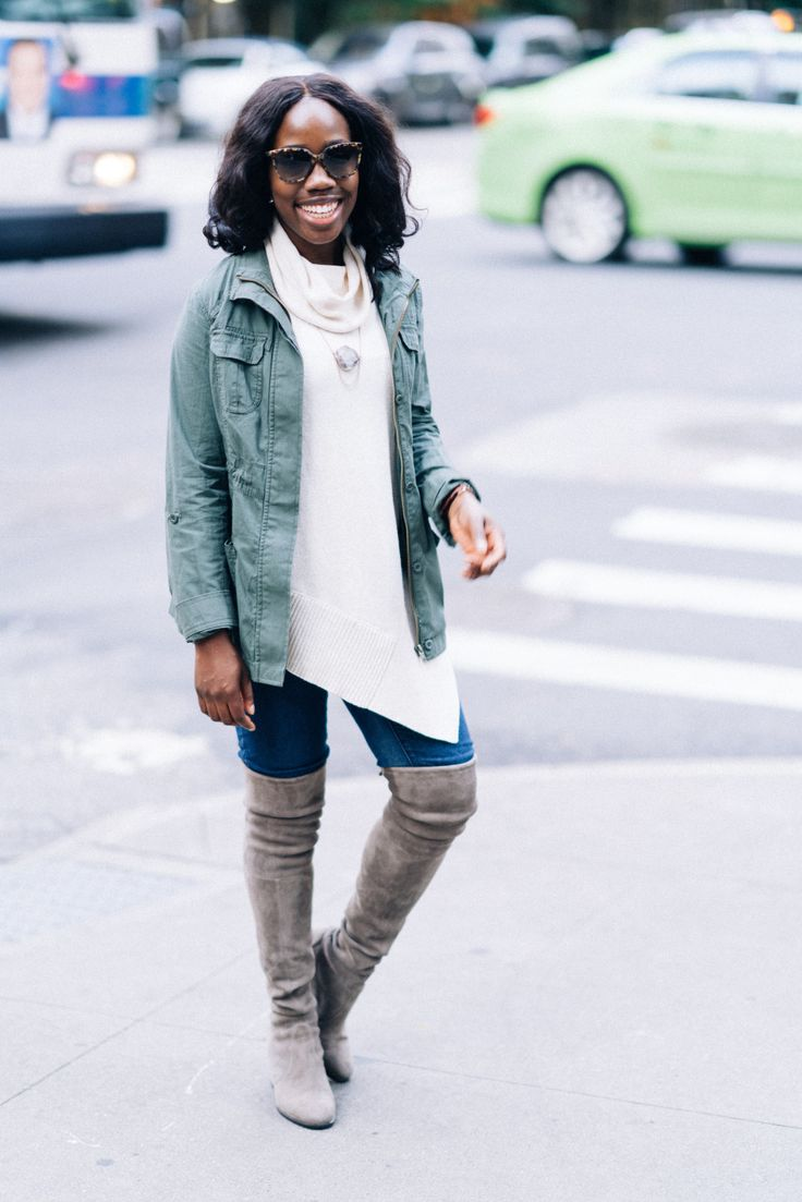 Best ideas to stay cozy amp look stylish in winter fashion amp trend - Francy From Fancyfrancy Com Is Totally Killing It In Our St John S Bay Anorak