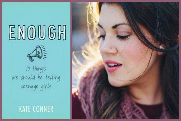 Enough by Kate Conner - Sara Ella #10things #bookgiveaway