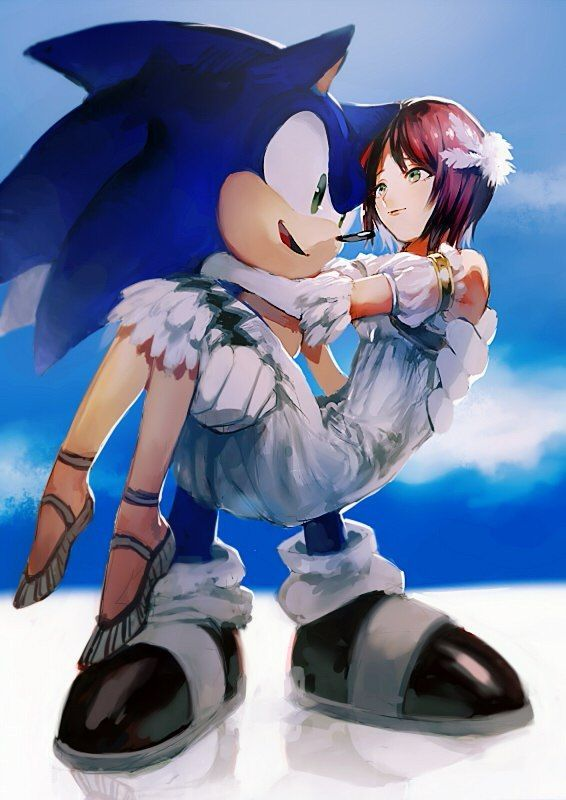 Sonic The Hedgehog 2006 Tumblr I Didn T Like The Game That Much But This Sonic The Hedgehog Sonic Fan Characters Sonic And Shadow