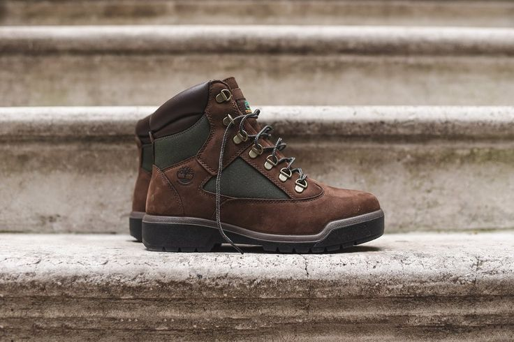 "Timberland Field Boot 6"" WP - Chocolate"