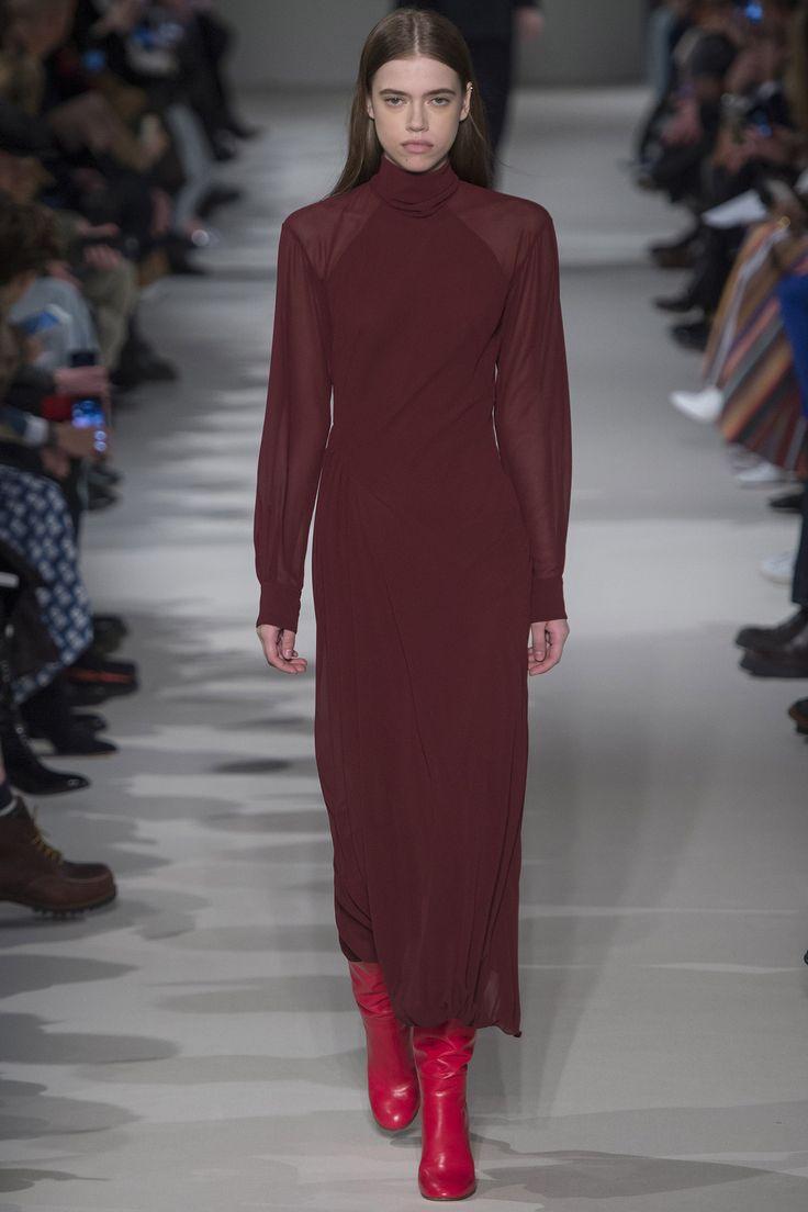 Défilé Victoria Beckham prêt-à-porter femme automne-hiver 2017-2018 4