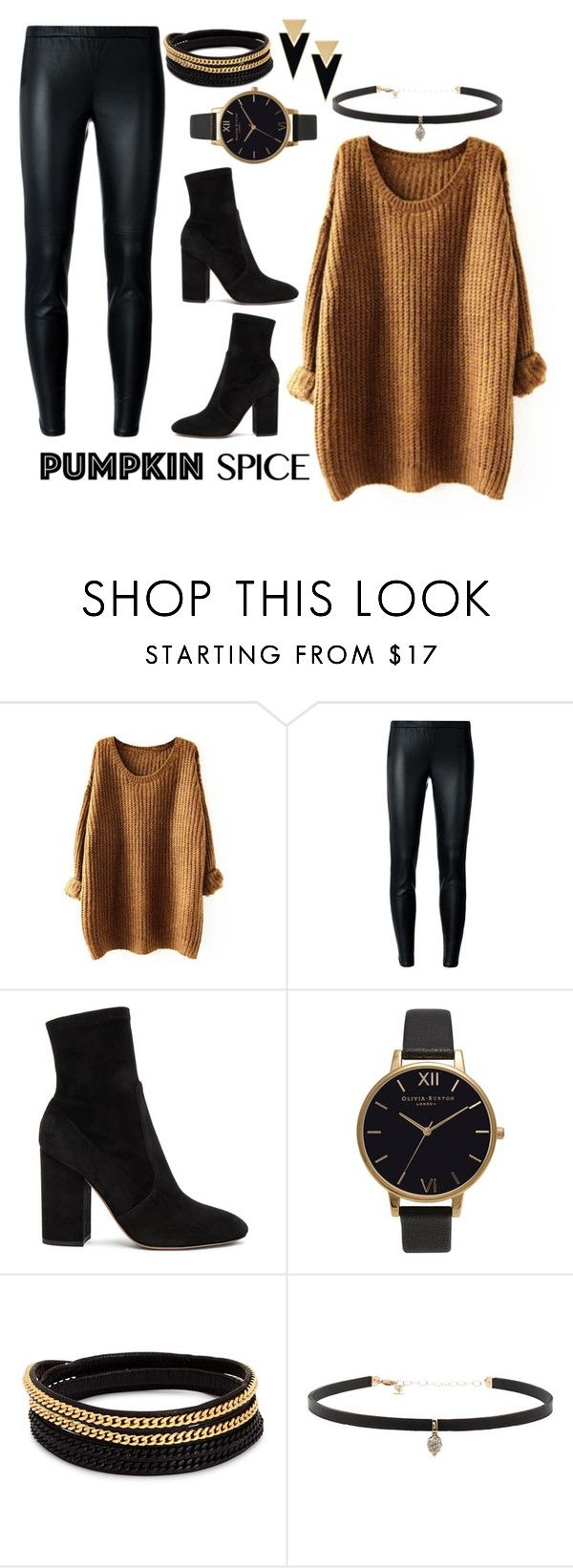 """"""""""" by rebeckarosdahl ❤ liked on Polyvore featuring MICHAEL Michael Kors, Valentino, Olivia Burton, Vita Fede, Carbon & Hyde and Yves Saint Laurent"""