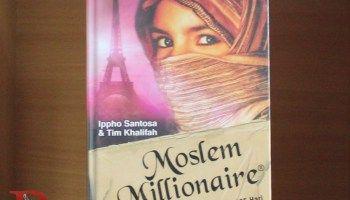 Jual Buku Moslem Millionaire Karya Ippho Santosa