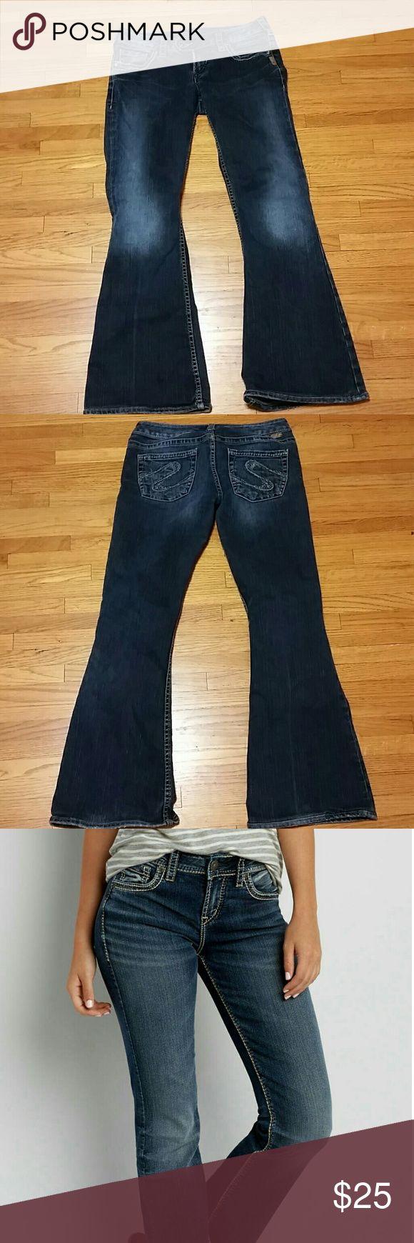 1000  ideas about Silver Jeans on Pinterest  Low cut jeans miss