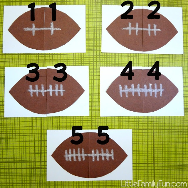 45 best images about preschool theme sports on pinterest for Football crafts for preschoolers