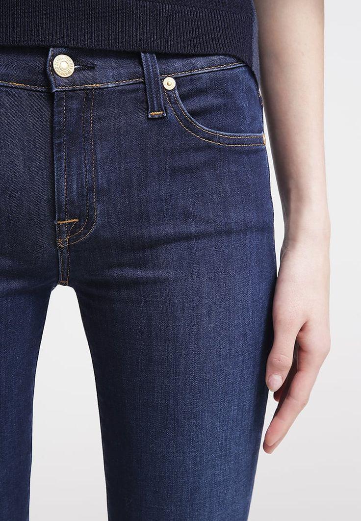 7 for all mankind Jeans Skinny Fit - bosten blue - Zalando.se