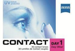 Soczewki Contact Day1 Easy Wear 30szt.