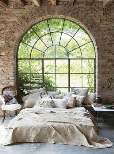 Window as a headrest - Yes!