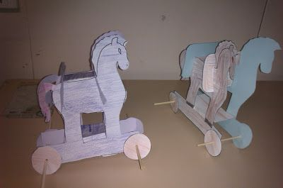 Activities for Kids: Trojan Horse