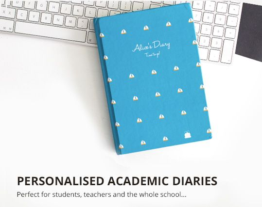 Personalised Academic Diary 2017 - 2018