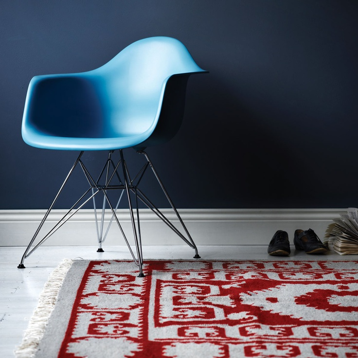New Suzani Rug in Tomato - just gorgeous!