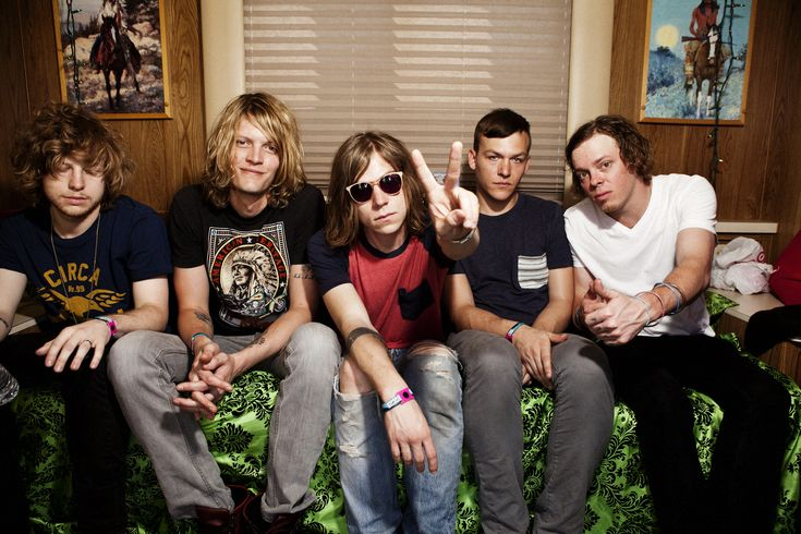 Melophobia by Cage The Elephant is a great album! Check them out via Rolling Stone:)