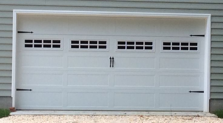 16x8 Model 5951 Stamped V Groove Long, How Much Is A 16 X 8 Garage Door