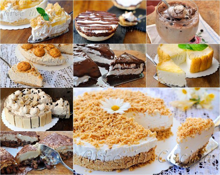 Torte e dolci facili per ferragosto ricette estive vickyart arte in cucina