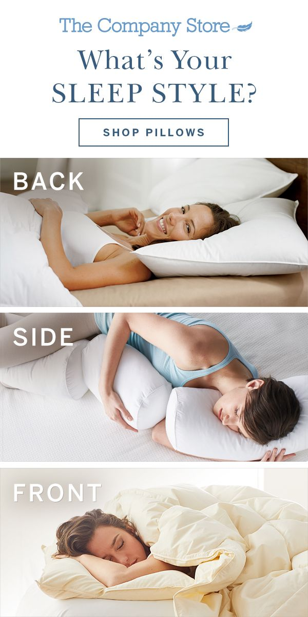 Pillow Guide The Company Store Pillows Cute Bedroom Ideas