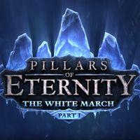 Pillars of Eternity: The White March Part I to dostępny na pecety dodatek do Pillars of Eternity. Wprowadza on nowe przygodowy, postacie, lokacje i przedmioty oraz podwyższa maksymalny poziom doświadczenia. Większość akcji rozszerzenia toczy się w porzuconej krasnoludzkiej twierdzy zlokalizowanej w środku potężnej góry.