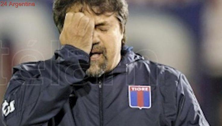 Caruso Lombardi dirigirá los últimos dos partidos y se va de Tigre