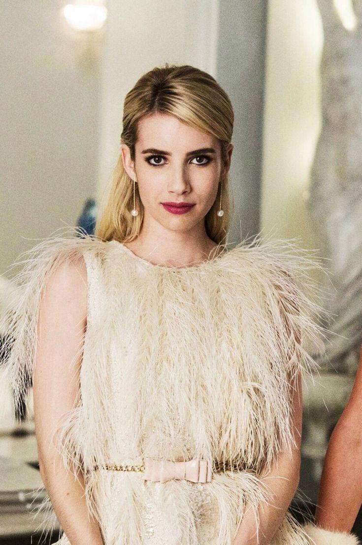 Chanel (Emma Roberts) #sq