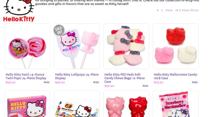 Where to Buy Hello Kitty Candy in Bulk for a Party