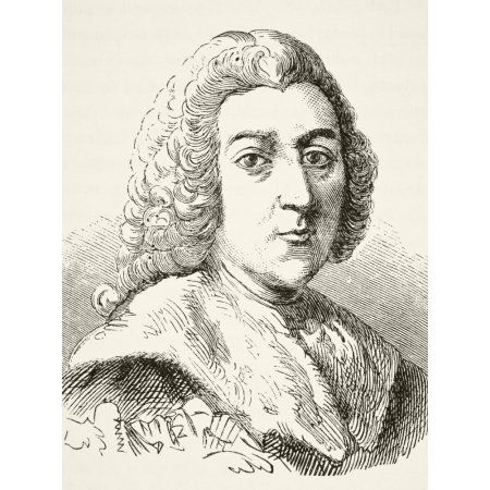 William Pitt The Elder 1St Earl Of Chatham 1708 To 1788 British Statesman And Twice Prime Minister From The National And Domestic History Of England By William Aubrey Published London Circa 1890 Canva