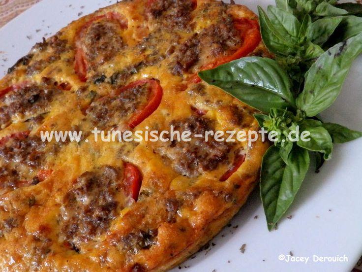 Tomaten-Basilikum-Tajine