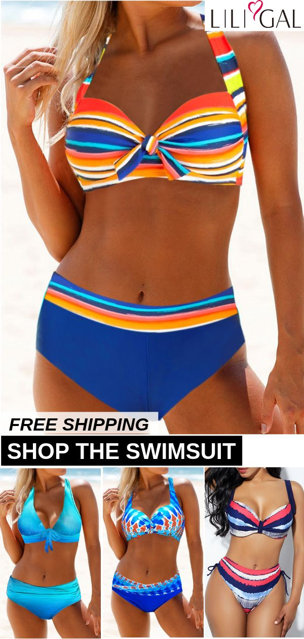 16+ Sexy Bikini Swimsuits For Summer Vacation