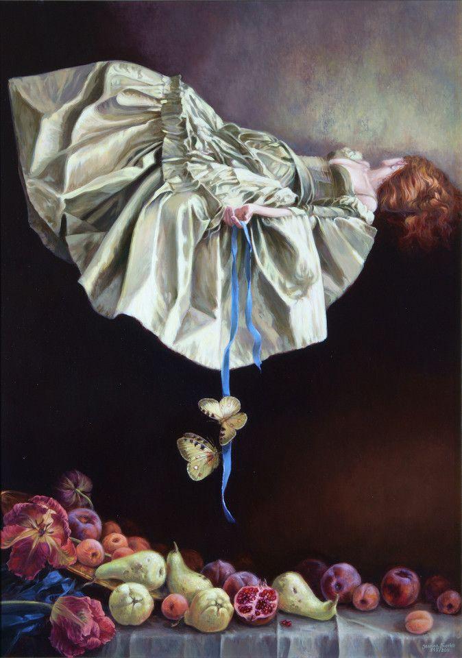 joanna sierko art | she was born in białystok in 1960 now she lives in the vicinity of ... http://www.pinterest.com/source/artodyssey1.blogspot.com/