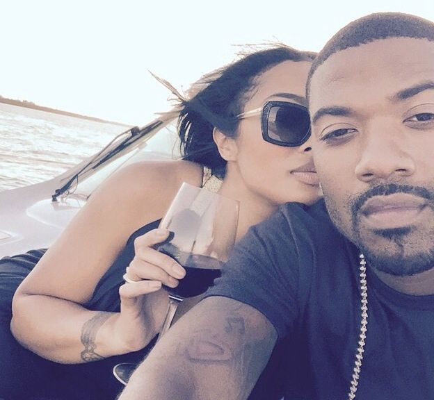 Ray J's Girlfriend Threatens Suicide