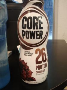 Read my review of Core Power and Muscle Milk. http://resultswillvary.com/core-power-muscle-milk-review