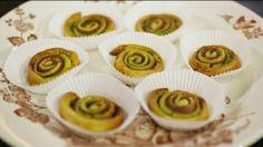 hapjes bladerdeeg met pesto en ham, Jeroen Meus: een grote hoeveelheid maken en invriezen kan perfect!