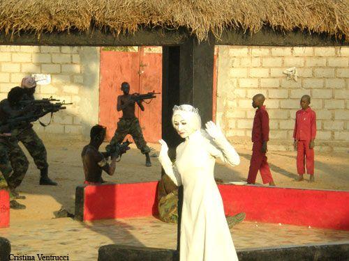 """""""Ubu buur"""" by Teatro delle Albe. #Theatre. VIE Scena Contemporanea Festival 2007"""