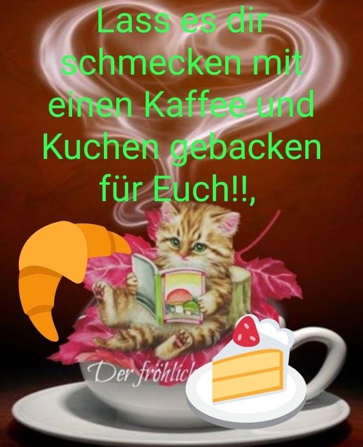 20 Spruch kaffee und kuchen