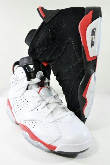 Air Jordan VI: Purchased 3 pair in ascending sizes with birthday and  christmas money