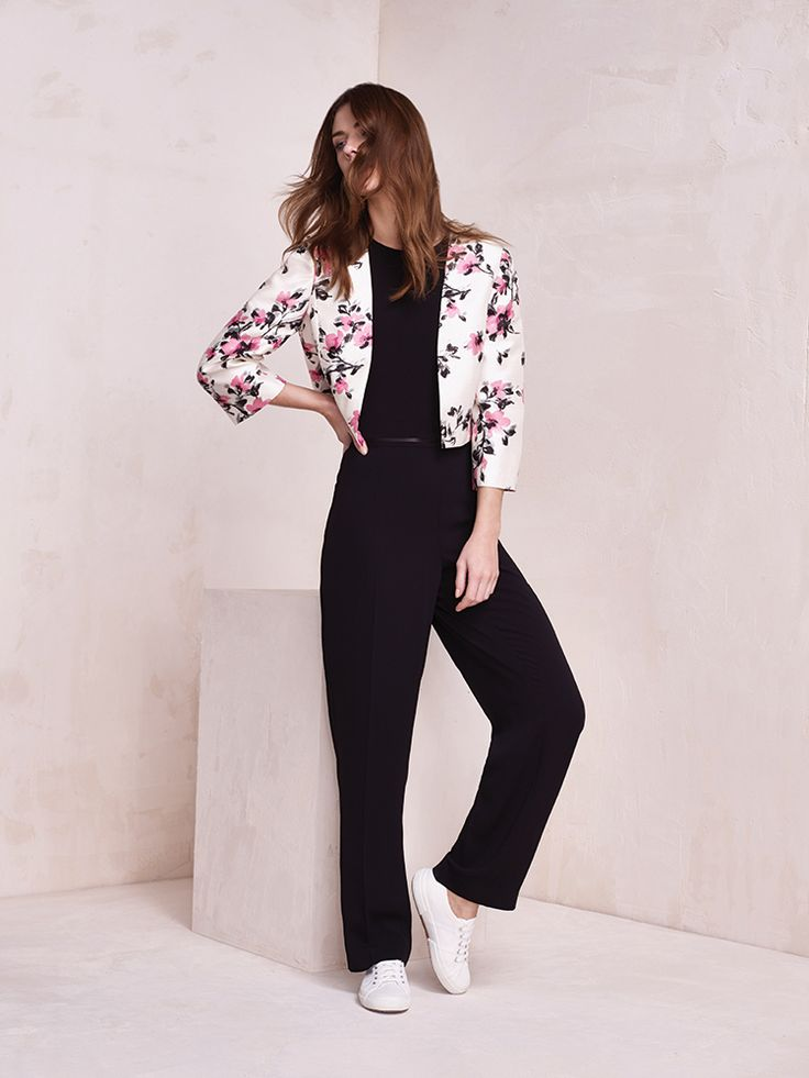 Relaxed Tailoring - http://style-edit.co.uk/