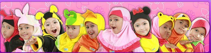 Jilbab Anak Unik