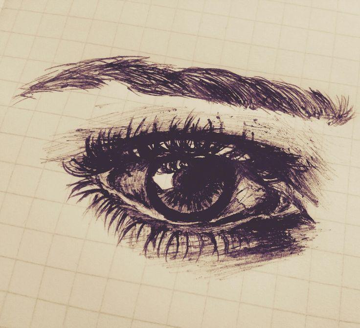 Взгляд, Ручка, Flair