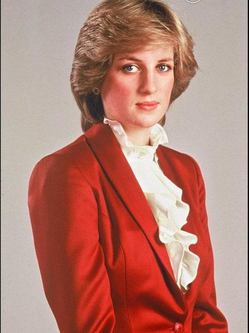July 1, 1982: Princess Diana portrait taken by Lord Snowdon to commemorate her 21st birthday.