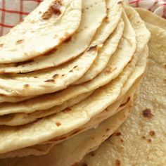 Tortillas fait maison