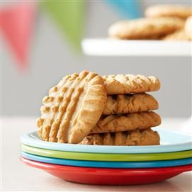 Irresistible Peanut Butter Cookies...recipe...