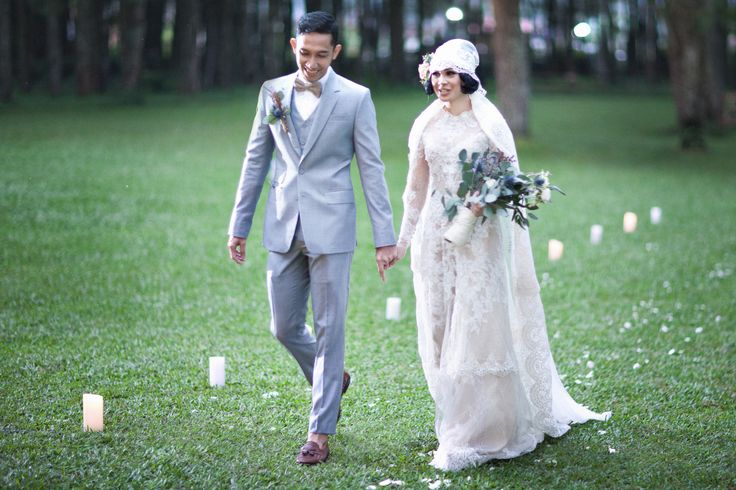 A Glimpse Of Andien And Ippe's Intimate Wedding  - 028
