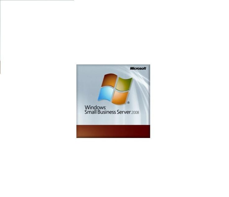 Microsoft Windows Small Business Server 2008 Standard 5 CLient Additional License 5 Device CALs 6UA-00096 6UA00096