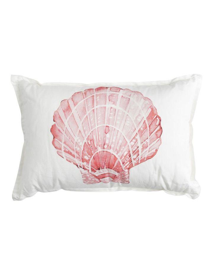 Australian House Garden Port Fairy Linen Cotton Cushion In Coral Myer Velvet Cushions Indigo Cushion Cushions