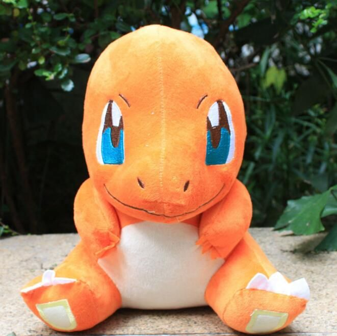 $12.50 (Buy here: https://alitems.com/g/1e8d114494ebda23ff8b16525dc3e8/?i=5&ulp=https%3A%2F%2Fwww.aliexpress.com%2Fitem%2FBig-Size-28cm-Pokemon-Charmander-Soft-Stuffed-Plush-Doll-Red-Cartoon-Dragon-Movies-TV-Kids-Toys%2F32717767673.html ) Big Size 28cm Pokemon Charmander Soft Stuffed Plush Doll Red Cartoon Dragon Movies TV Kids Toys Pokemon Go Plush Doll 28cm for just $12.50