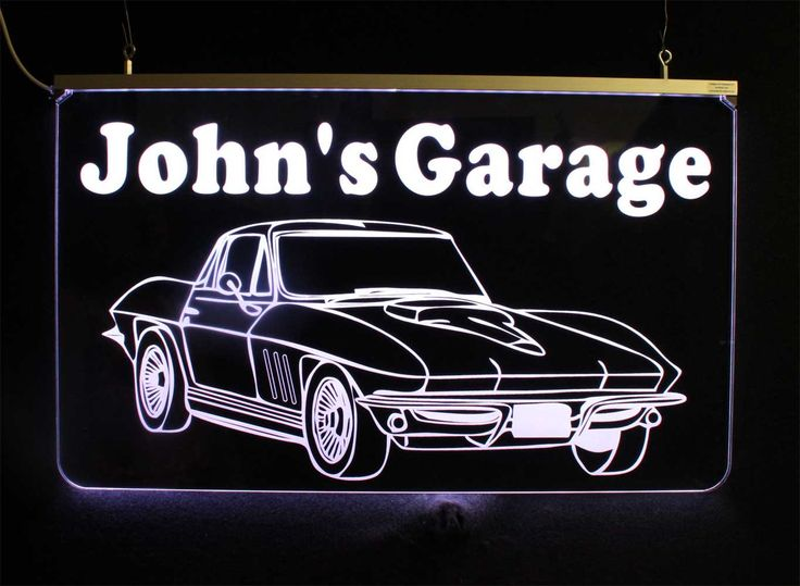 Best Lighted Home Bar Signs Images On Pinterest - Car signs and names