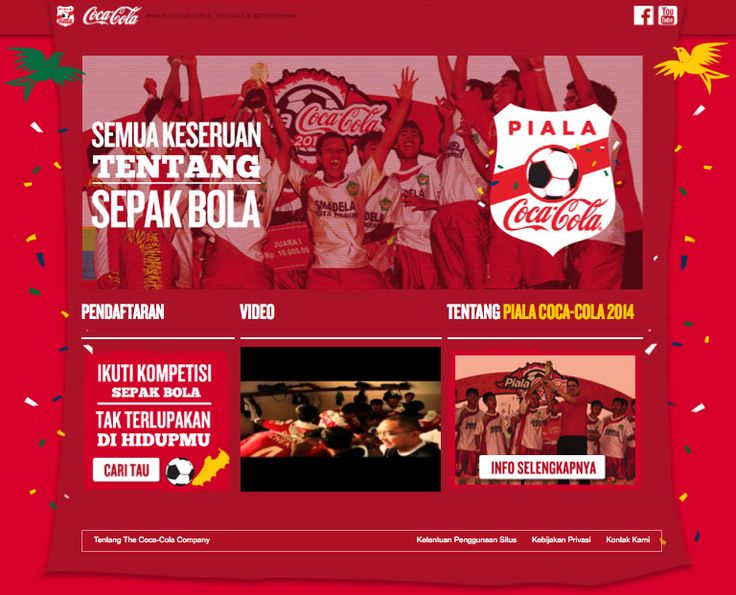 Piala Coca-cola Indonesia