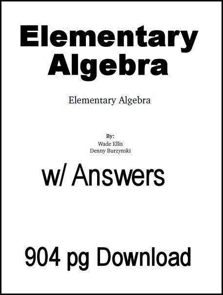Elementare Numerik für