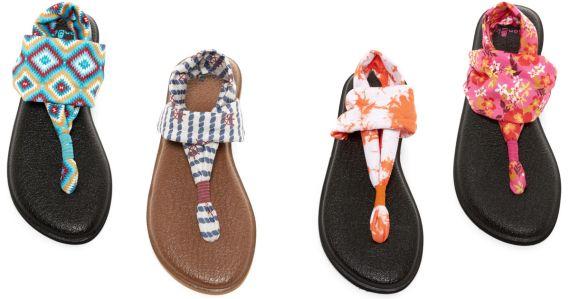 Score Sanuk Sandals for only $17.10 from Nordstrom Rack!