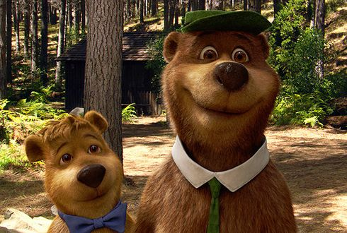 Parent's review and movie ratings for Yogi Bear. Helps you know if your kids can go!