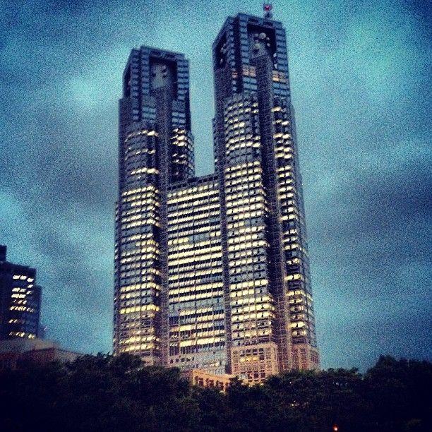 新宿 (Shinjuku) : 東京, 東京都